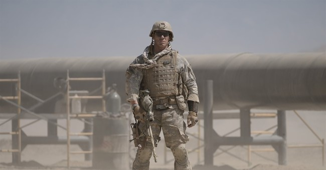 Review: Sniper flick 'The Wall' shoots itself in the foot