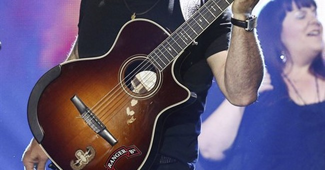 No dancing this time: Zac Brown returns to country roots