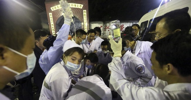Local officials removed after Chinese mine accident kills 18