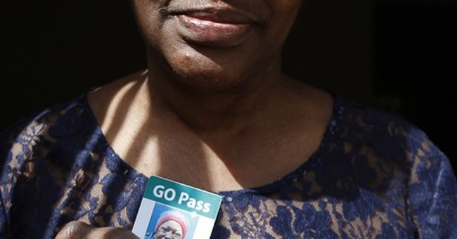 Correction: Right to Vote-Turned Away story