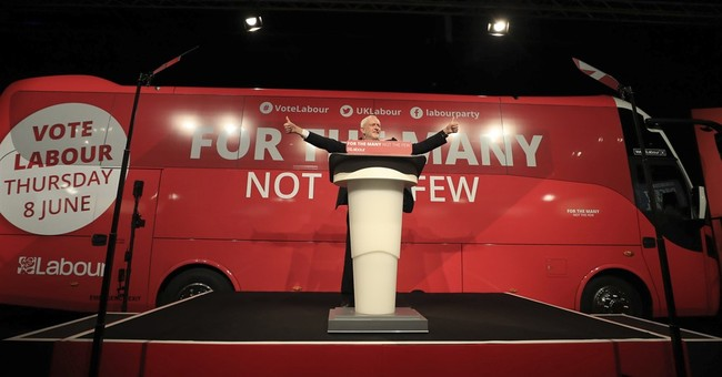 UK's Labour leader says he won't try to reverse Brexit