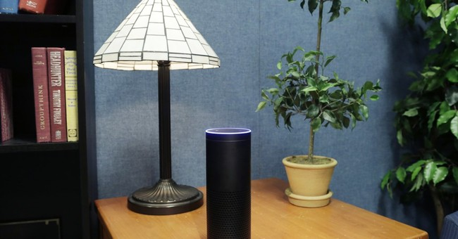 Amazon gives voice-enabled speaker a screen, video calling