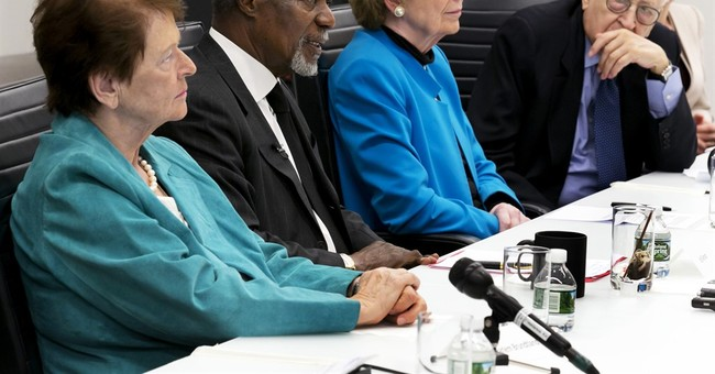 Ex-UN chief Annan is worried about lost jobs and leadership