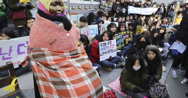 Definitions of 'comfort women' reveal Japan-S. Korea divide