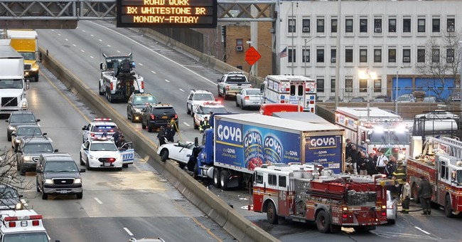Surge in traffic deaths outpaces increase in travel