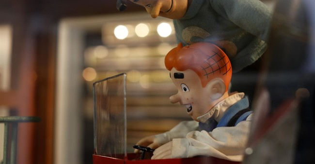 AP PHOTOS: 7-decade passion for toys fills Mexico museum