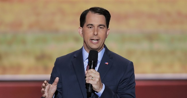 Campaign: Gov. Walker pays off debt from presidential bid