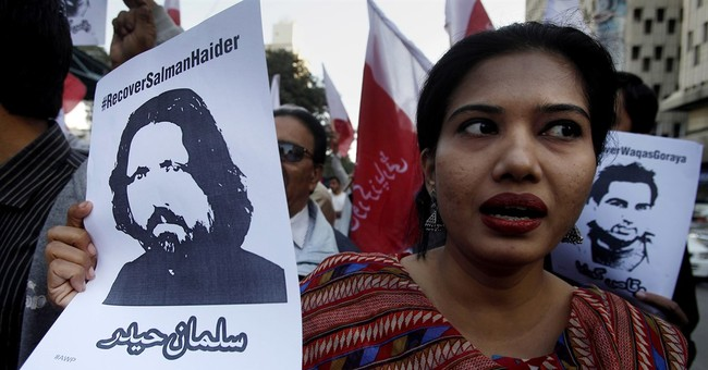 US concerned over disappearance of Pakistani activists