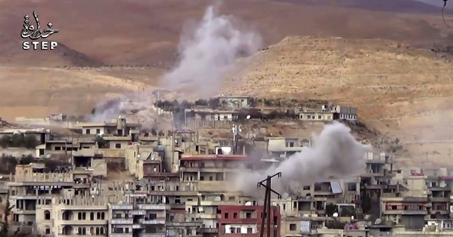 IS launches new assault on besieged eastern city in Syria