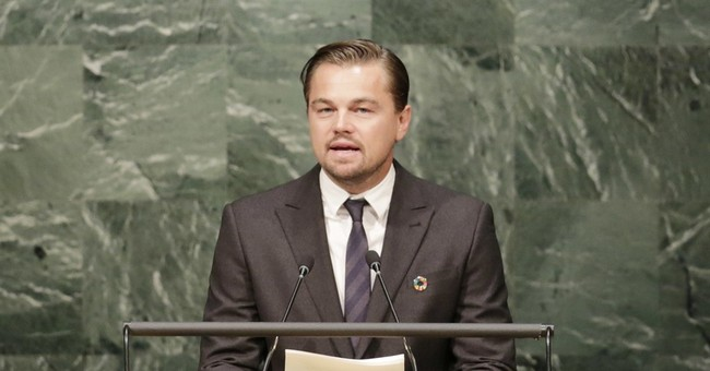 Leonardo DiCaprio foundation backing Utah national monument
