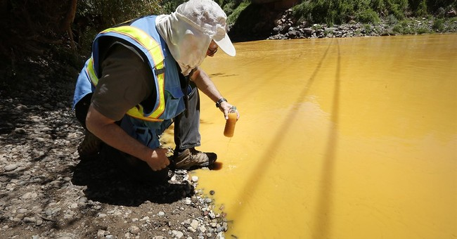 EPA says it can't pay economic damages from mine spill