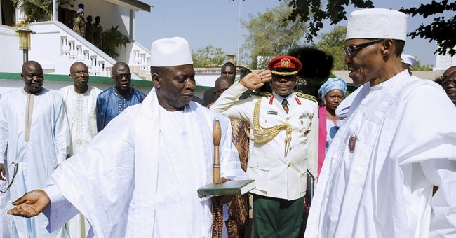 Gambia crisis central focus of France, Africa leader summit