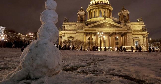 Hundreds protest transfer of Russian landmark to church