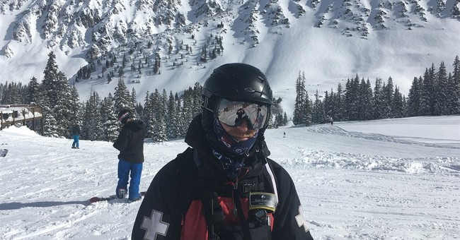 For ski resorts in Western US, too much snow is a good woe