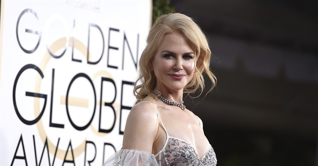 Nicole Kidman calls for Americans to support Trump