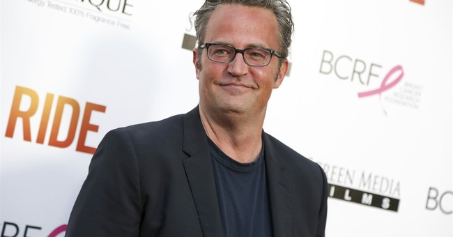 Matthew Perry's second act: writing and Ted Kennedy
