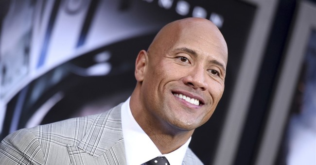 Rock nation? Dwayne Johnson considering run for White House