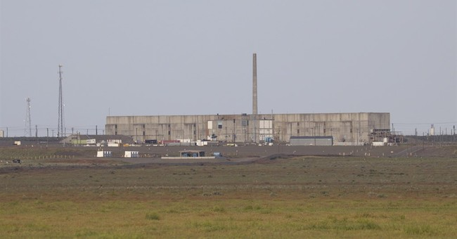 The Latest: White House says no emergency at nuclear site