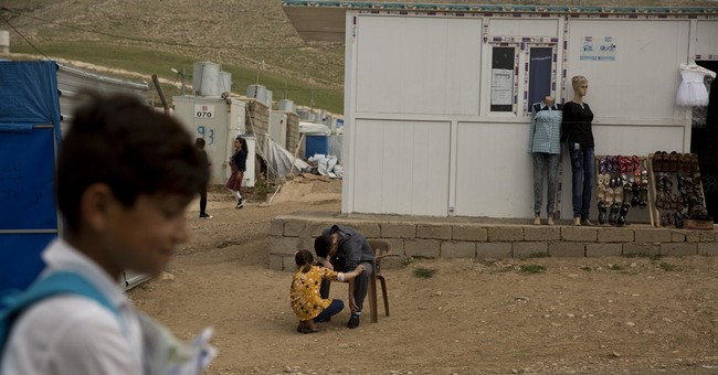 Iraqi boys recount horrors of captivity, training by IS