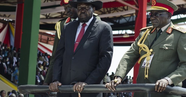 Kiir: South Sudan's ousted army chief 'in a fighting mood'