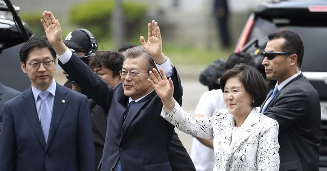 S. Korea's leader willing to visit North, talk to US, China
