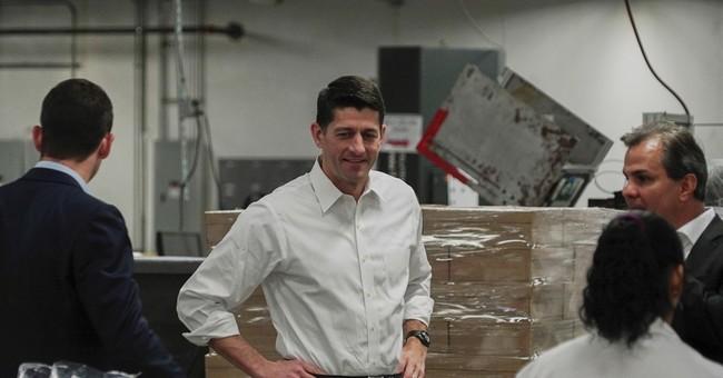 Ryan says tax overhaul long overdue