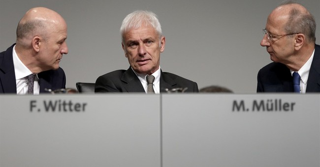 VW chairman defends decision not to publish probe results