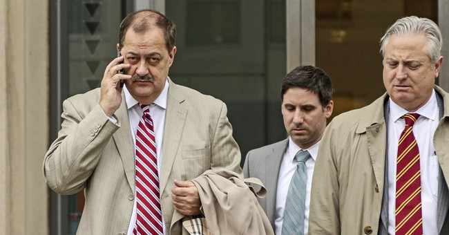 The Latest: Ex-coal CEO Blankenship back on Twitter