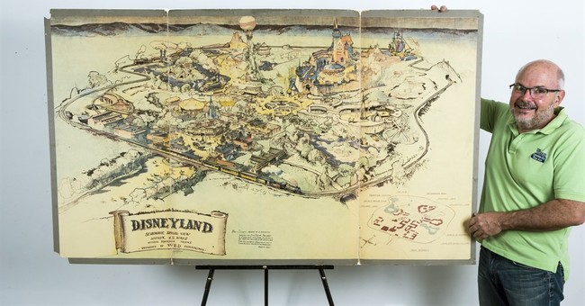 Disneyland was born on paper over a marathon weekend in 1953