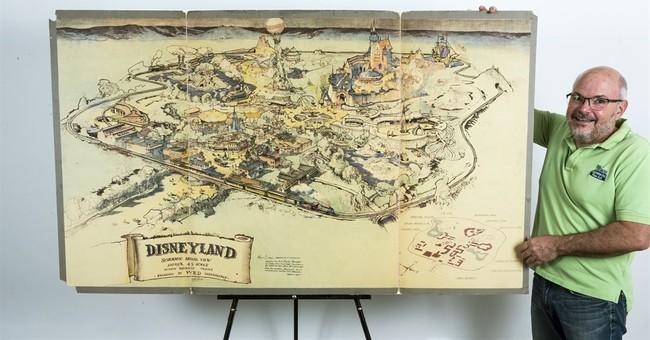 Disneyland was born on paper over a marathon weekend in 1953