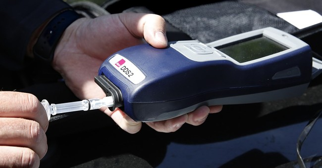 Buzz kill: California police work to detect drugged drivers