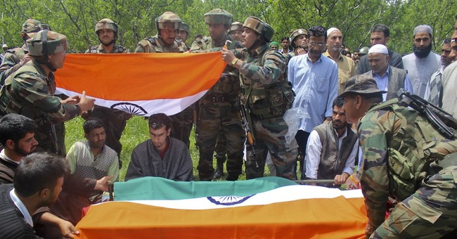Suspected Kashmir rebels kidnap and kill Indian army officer
