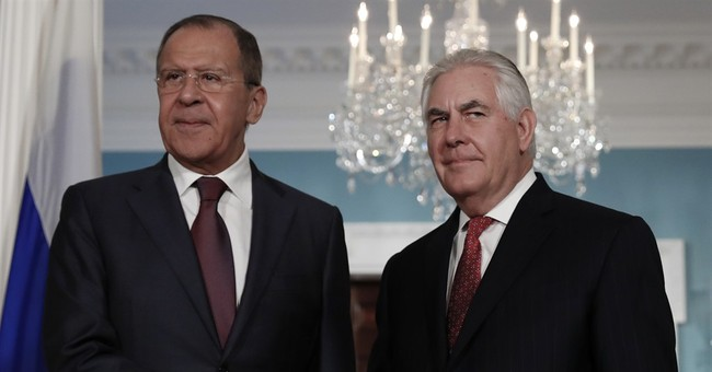 The Latest: White House says Trump pressed envoy on Syria
