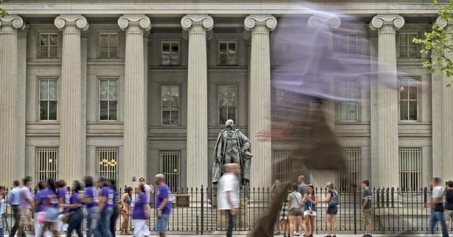 Federal government records $182.4 billion budget surplus