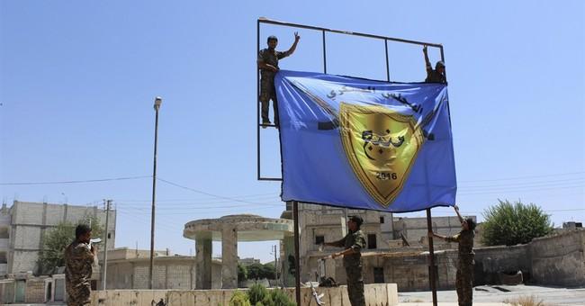 Turkish official: US arming Kurds 'unacceptable'