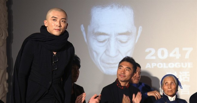 Zhang Yimou says 'Great Wall' story may have been too weak