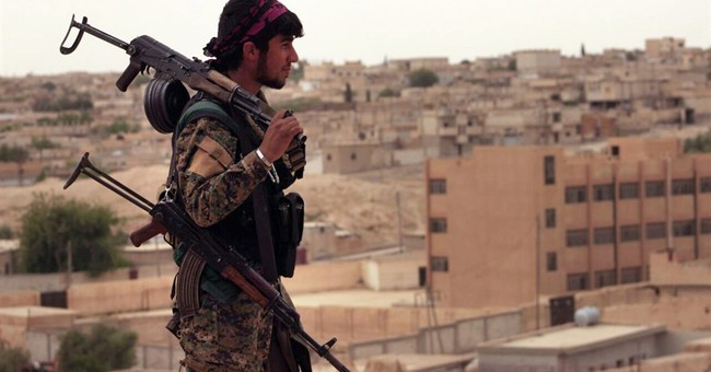 Coalition: Capture of IS-held town undermines militant group