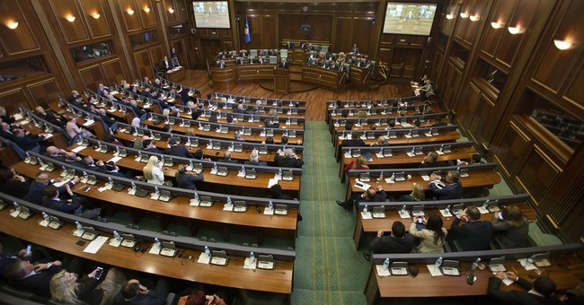 US pledges support for Kosovo, European Union hopes