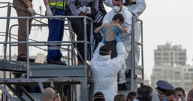 Migrant SOS calls show Italy, Malta arguing over 2013 rescue