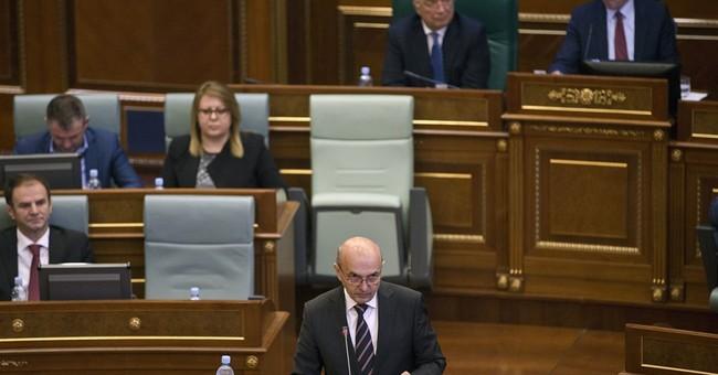 Kosovo government falls after losing no-confidence vote
