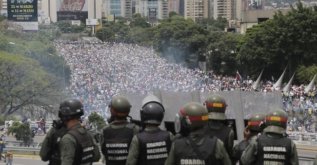 Rising use of military tribunals alarms Venezuela activists