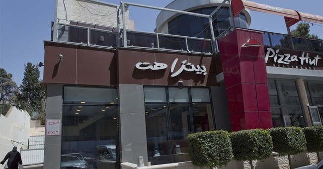 Pizza Hut fires Israeli PR firm over prison hunger strike ad