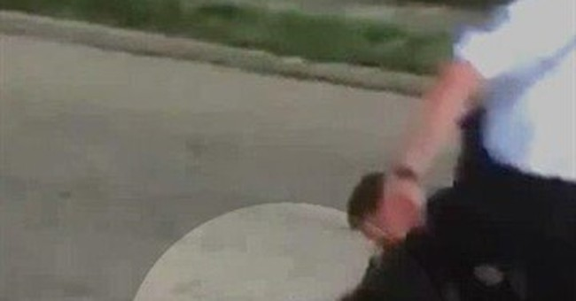 Review: Ohio cop used 'unreasonable' force in apparent kick