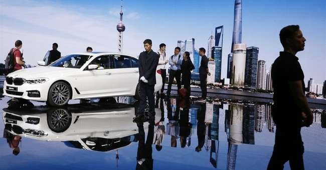 China auto sales shrink in April as demand cools sharply