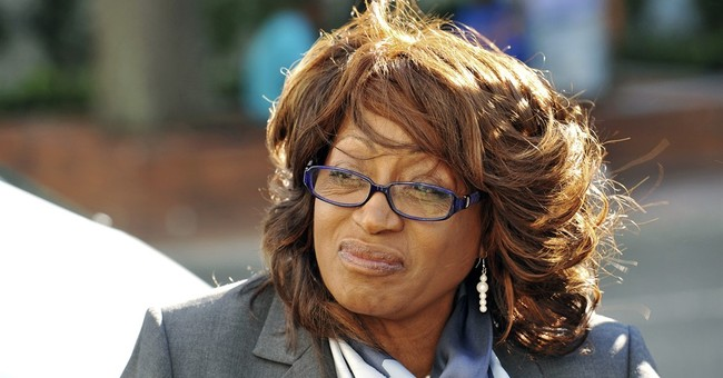 Ex-congresswoman guilty of taking money from sham charity