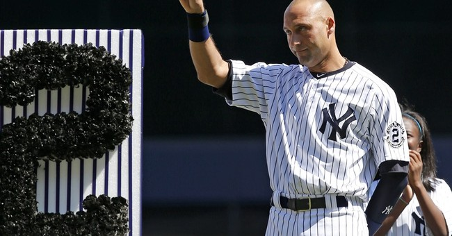 Thank you, NYC: Jeter toasts city ahead of jersey retirement