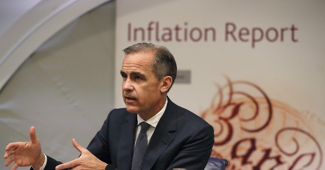 'Wages won't keep up:' UK central bank says inflation biting