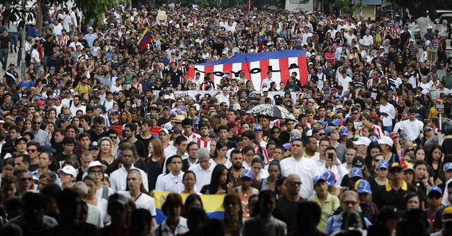 Attorney: At least 65 Venezuelan military members detained