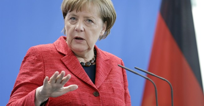 Germany's Merkel rejects call to reintroduce conscription