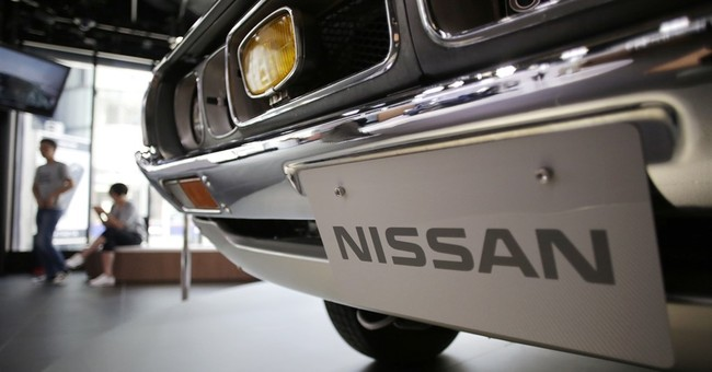 Nissan annual profit rises on strong US, China, Europe sales